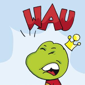 Linus bellt - Comic-Strip - kostenlos