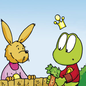 Taffi und Linus - Comic-Strip - kostenlos