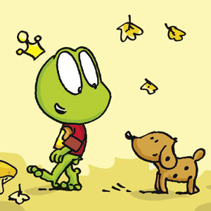 Linus und Herr Hermann - Comic-Strip - kostenlos