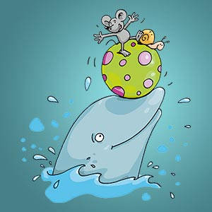 Delfin - Witze - kostenlos